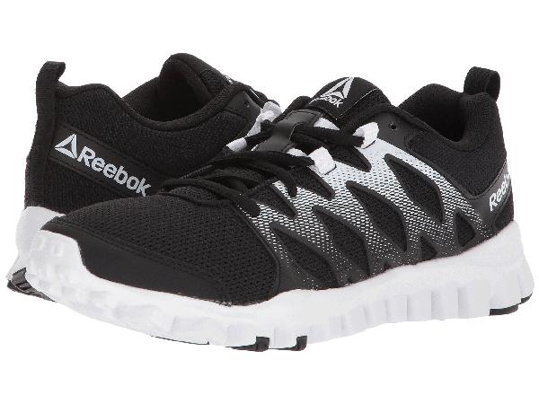 Reebok Realflex Train 4.0 In Black/white