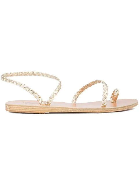 Ancient Greek Sandals 'eleftheria' Sandalen - Metallisch
