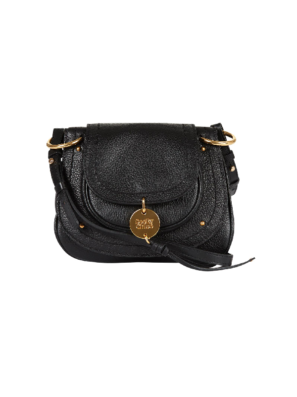 See By ChloÉ See By Chloe Small Susie Shoulder Bag In Nero