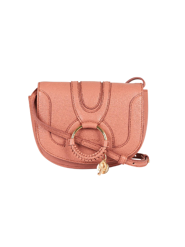 See By ChloÉ See By Chloe Small Hana Shoulder Bag In Cipria