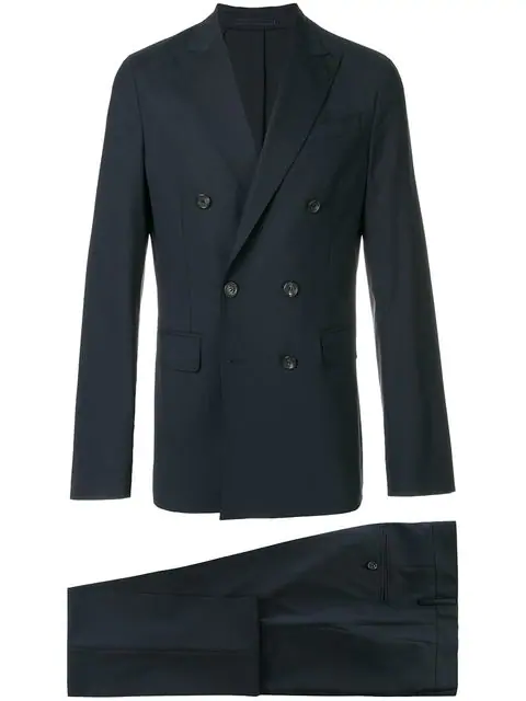 Dsquared2 Double-breasted Suit