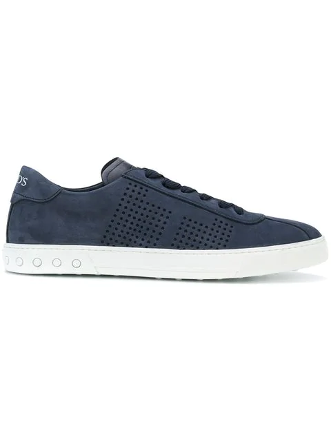 Tod's Sneakers Shoes Men Tods In Blue