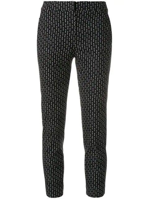 Max Mara Cropped Veber Trousers