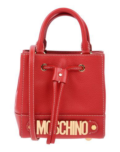 Moschino In Red