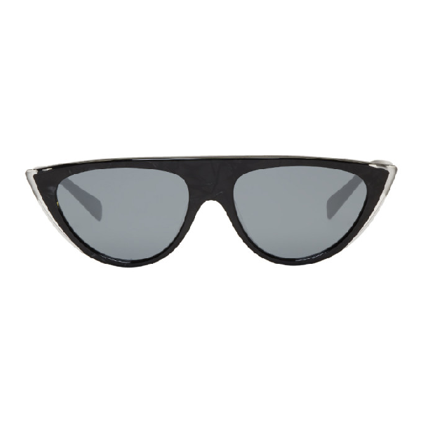 Oliver Peoples Black Miss J Sunglasses