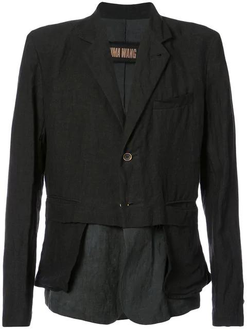 Uma Wang Jiri Jacket In Black