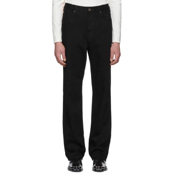 Calvin Klein 205w39nyc Black Oversize Jeans