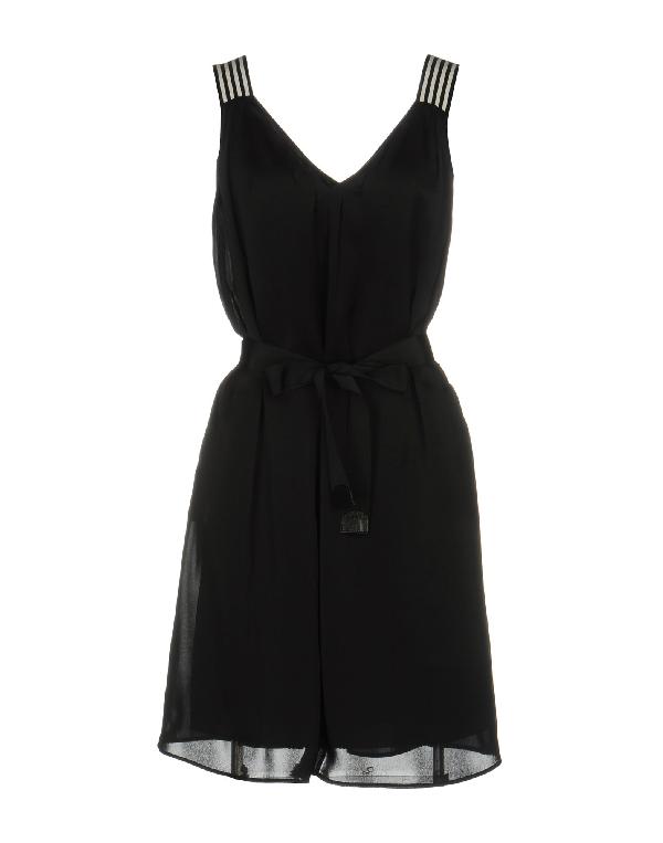 Marc Cain Short Dress In Black