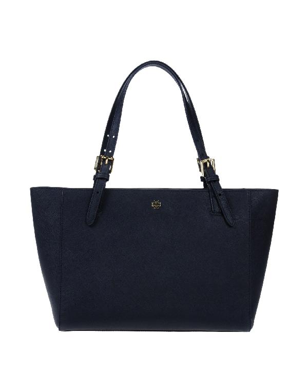 Tory Burch Handbags In Dark Blue