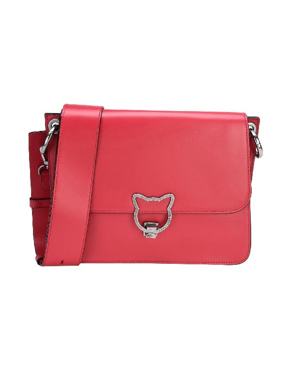 Karl Lagerfeld Shoulder Bag In Red