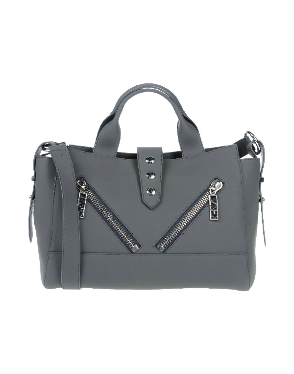Kenzo Handbag In Grey
