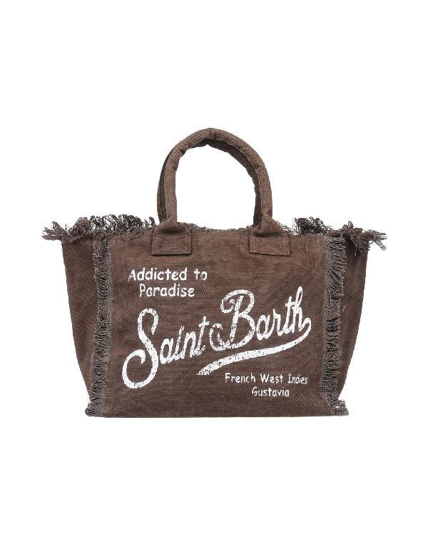 Mc2 Saint Barth In Dark Brown