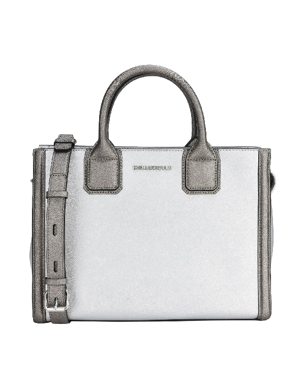 Karl Lagerfeld In Light Grey