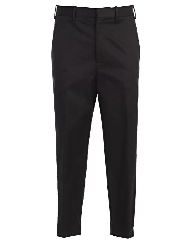 Neil Barrett Trousers In Black