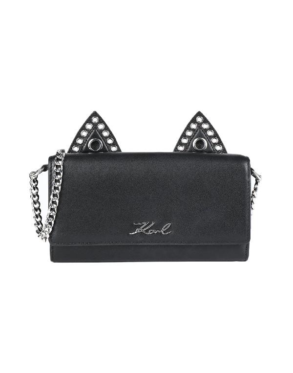 Karl Lagerfeld Wallet In Black