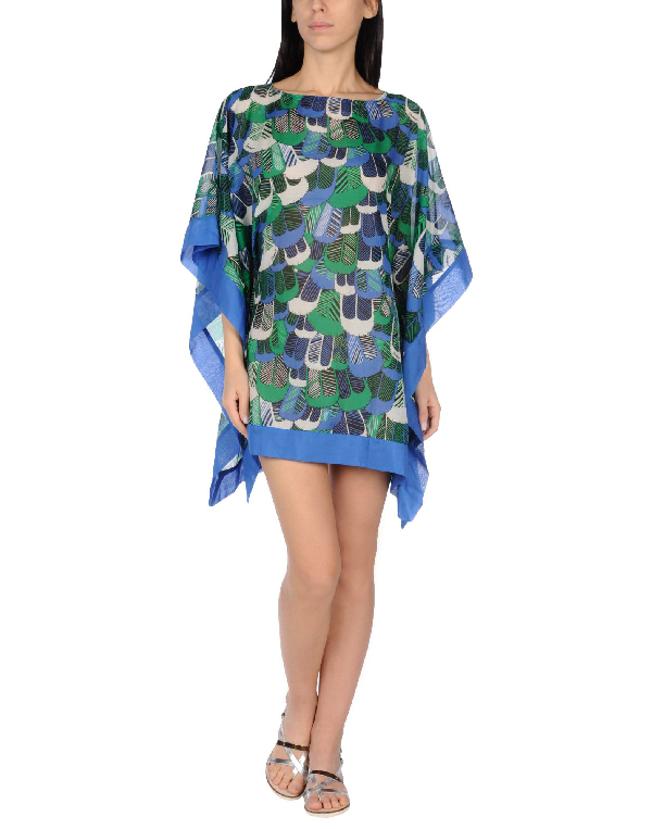 Dsquared2 Cover-up In Blue