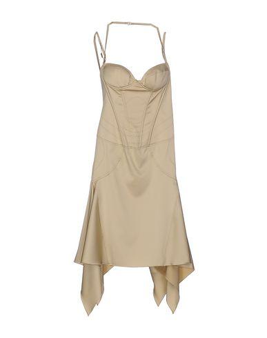 Just Cavalli Knee-length Dresses In Beige