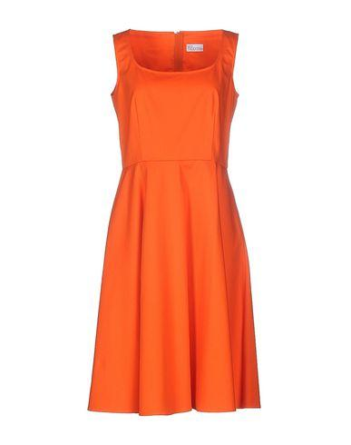 Red Valentino Knee-length Dress In Orange