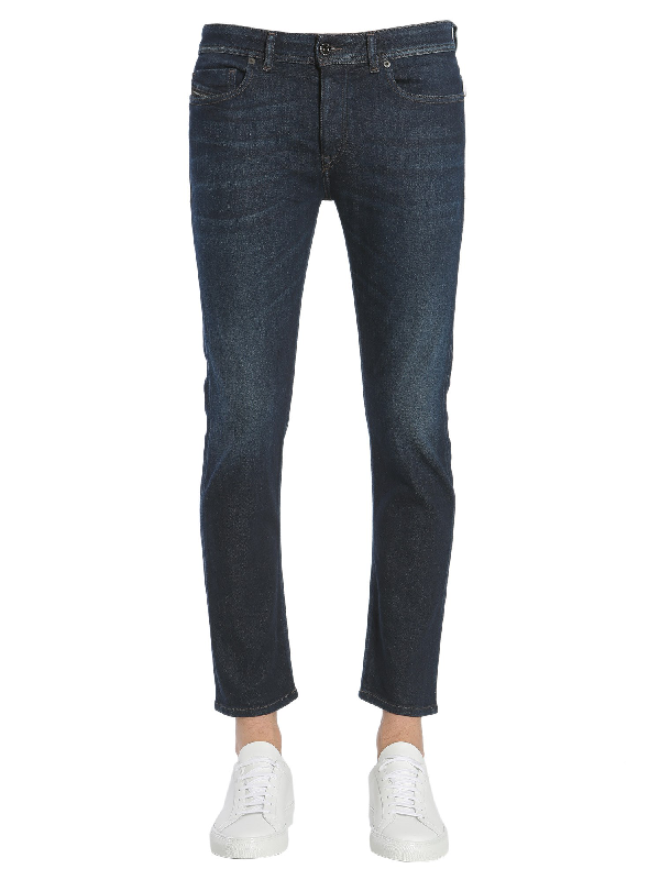 Diesel Black Gold Type-2814 Jeans In Blue