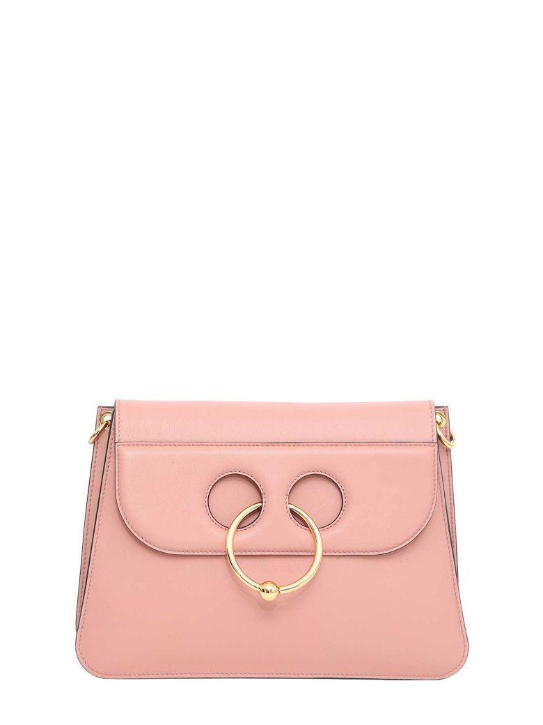 Jw Anderson Medium Pierce Shoulder Bag In Rosa