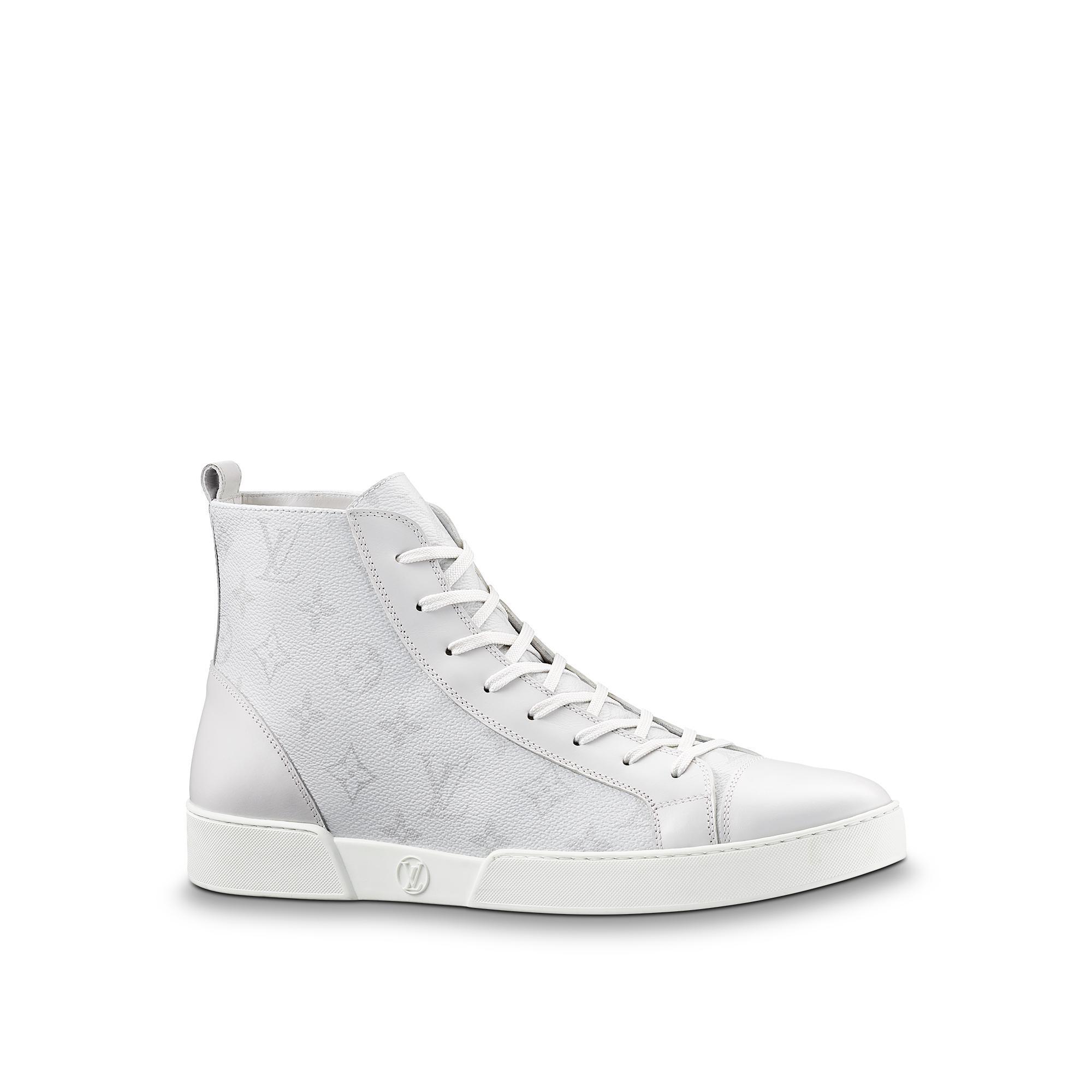 5fc1f9c35f3a Louis Vuitton Match-Up Sneaker Boot