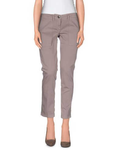 Dondup Casual Pants In Light Brown