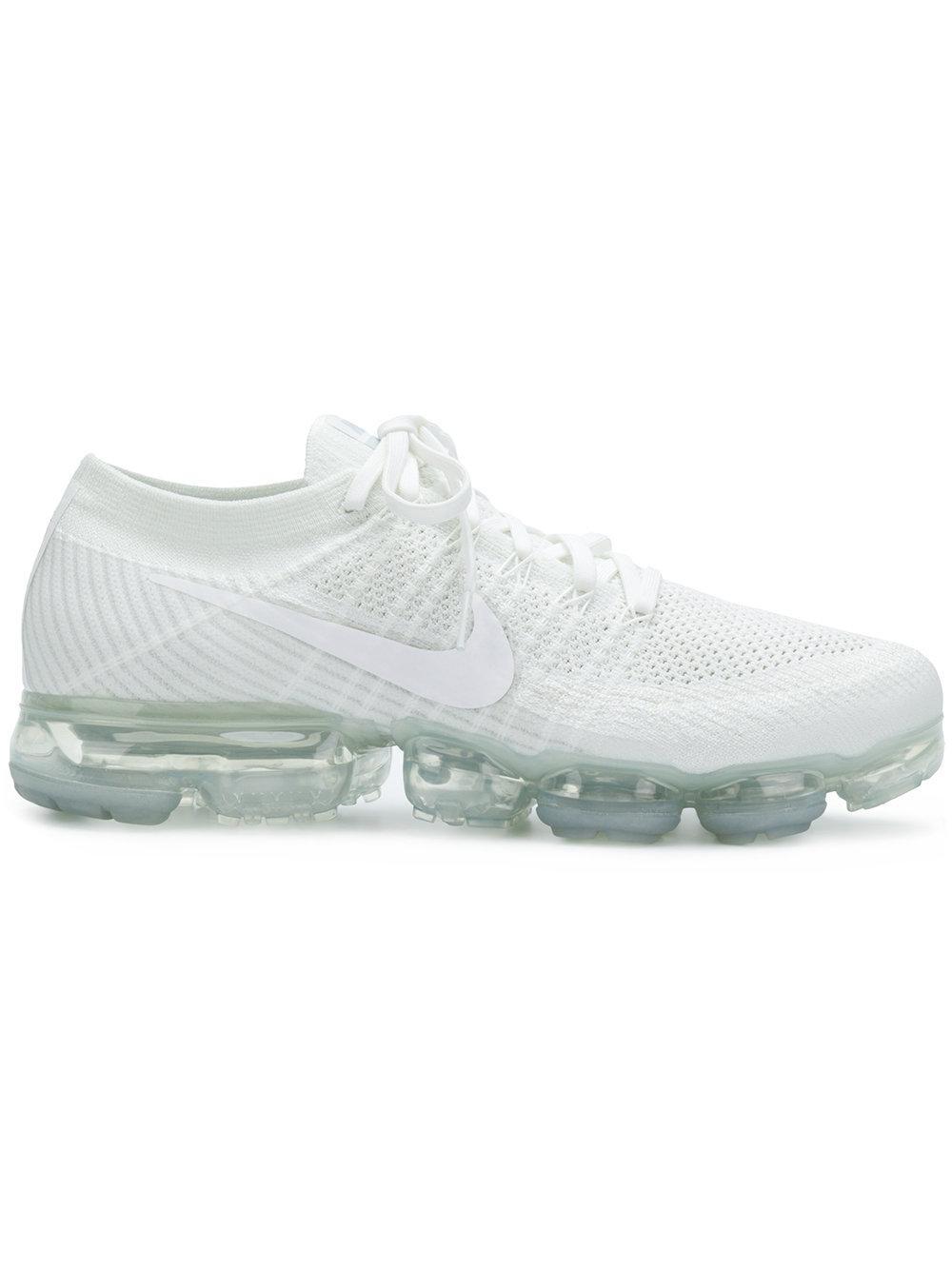 fdf7b6b840a2 Nike Air Vapormax Flyknit Sneakers - White. Farfetch