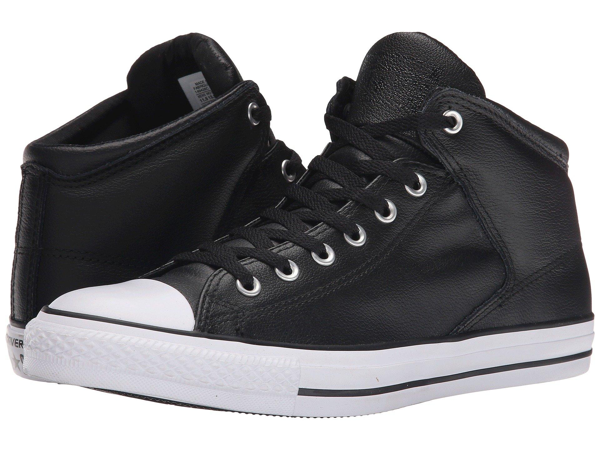 4c62a530c8035c Converse Chuck Taylor® All Star® Hi Street Leather