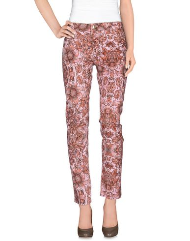 Just Cavalli Casual Pants In Pink