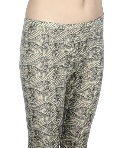 Just Cavalli Leggings In Beige