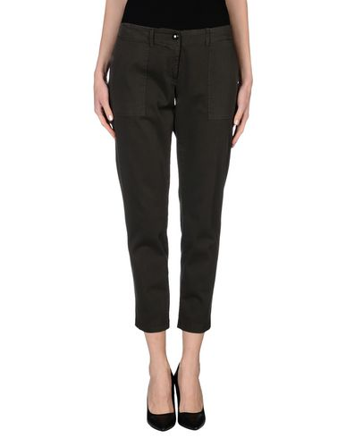 Dondup Casual Pants In Lead