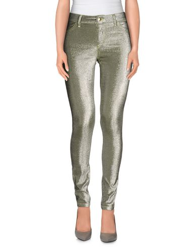 Just Cavalli Casual Pants In Light Green