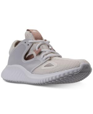 2c18d3c7a Adidas Originals Adidas Women's Edge Lux Clima Running Sneakers From Finish  Line In White / Green