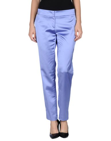 Just Cavalli Casual Pants In Purple