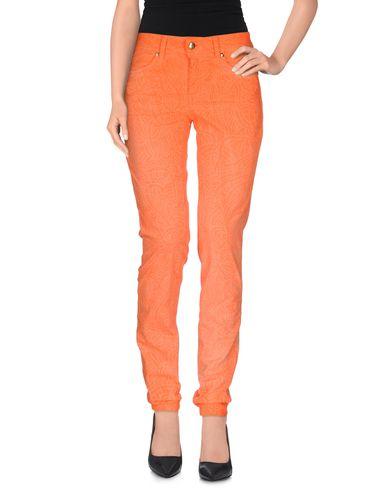 Just Cavalli Casual Pants In Orange