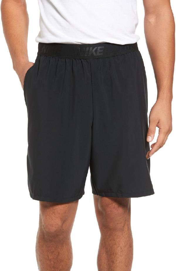 3919f646a7a8a Nike Flex Vent Max Shorts In Black