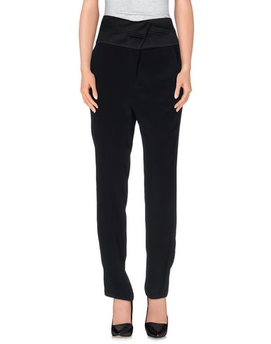 Dondup Casual Trouser In Black