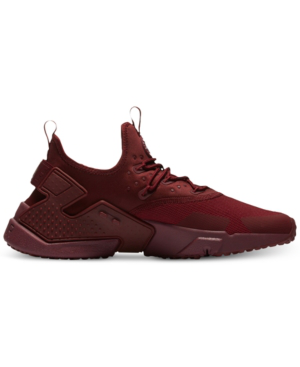 buy online a5ec0 19904 Nike Men s Air Huarache Run Drift Casual Sneakers From Finish Line In Team  Red White