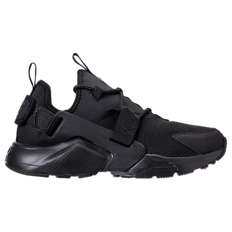 657b84bfabc Nike Women S Air Huarache City Low Casual Sneakers From Finish Line In Black