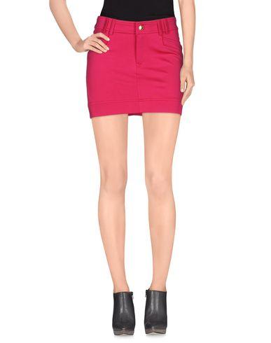 Just Cavalli Mini Skirt In Fuchsia