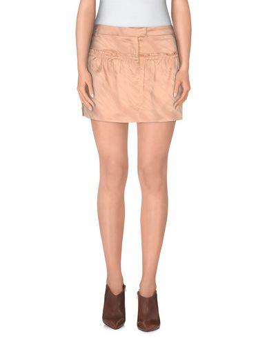 Just Cavalli Mini Skirt In Pale Pink