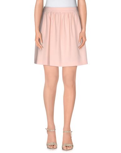 Red Valentino Knee Length Skirts In Light Pink