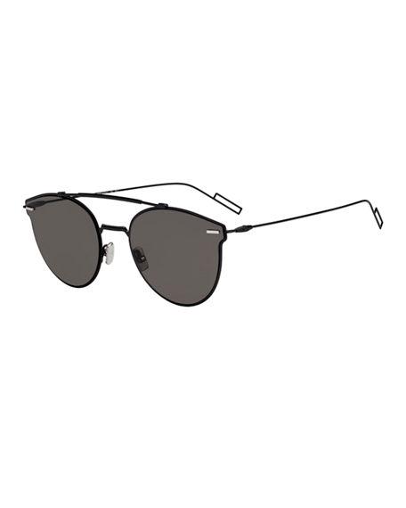 ac5fb908aa1aa Dior Pressure 57Mm Sunglasses - Black