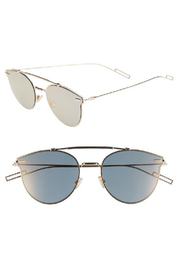 eb511c49758a Dior Pressure 57Mm Sunglasses - Gold