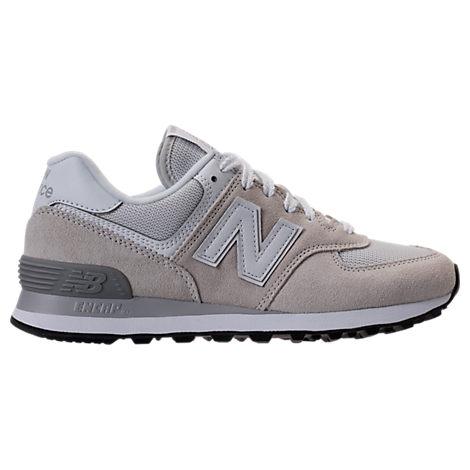 New Balance Women'S 574 Sport Casual Shoes, Green | ModeSens