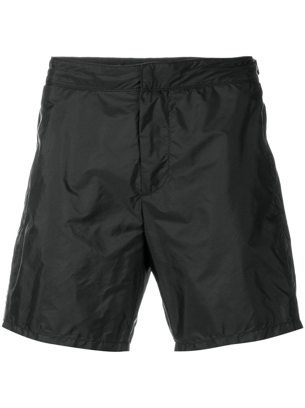 3b87bbe15118d Prada Linea Rossa Swim Shorts | ModeSens