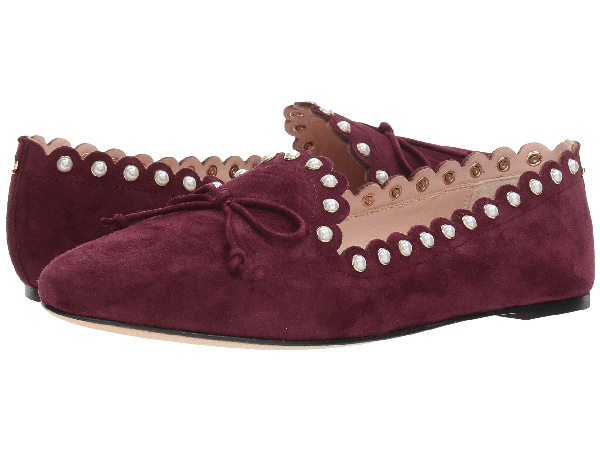 Kate Spade , Deep Cherry Suede