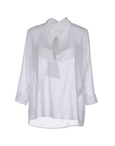 Just Cavalli Blouses In White