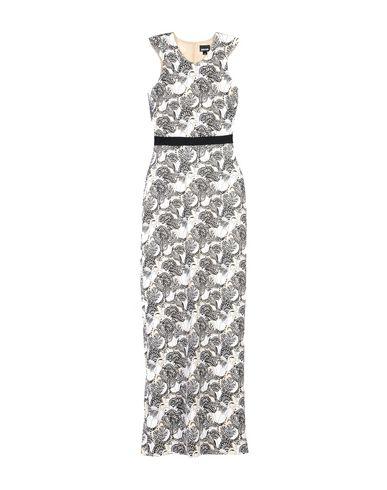 Just Cavalli Long Dress In Beige