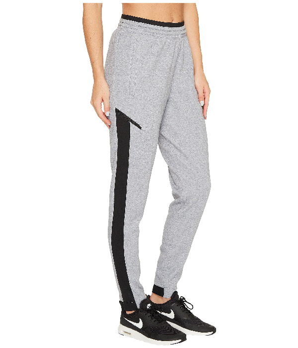 Nike Dry Showtime Basketball Pant In Cool Grey/Black